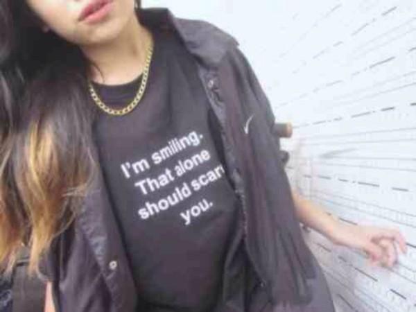 t-shirt grunge black soft grunge pale grunge jewels