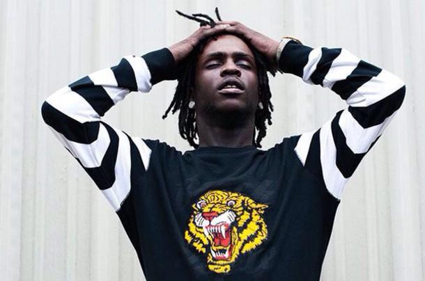 shirt chief keef tiger tiger shirt stripes striped shirt sweater long sleeves gang 3hunna bang bang funny menswear mens sweater urban menswear