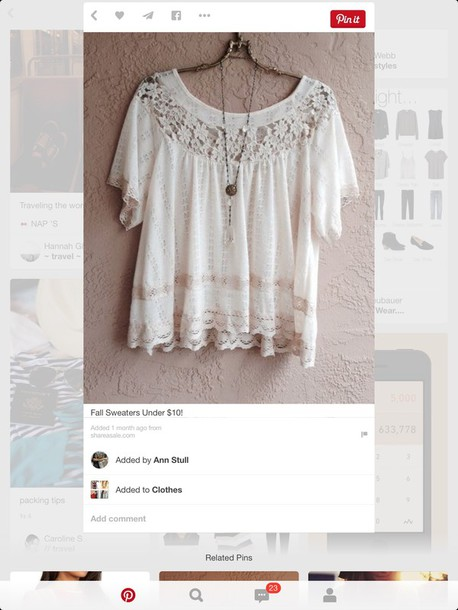 blouse sharesale.com