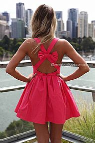 BLESSED ANGEL DRESS  , DRESSES, TOPS, BOTTOMS, JACKETS & JUMPERS, ACCESSORIES, 50% OFF SALE, PRE ORDER, NEW ARRIVALS, PLAYSUIT, COLOUR, GIFT VOUCHER,,Pink,CUT OUT,SLEEVELESS,MINI Australia, Queensland, Brisbane