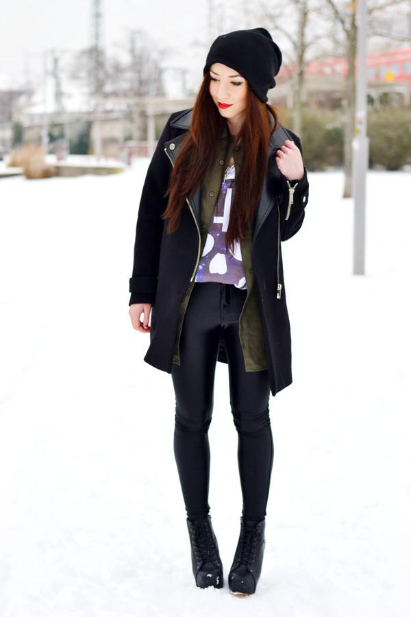 flirting with fashion shirt jacket pants shoes hat jewels