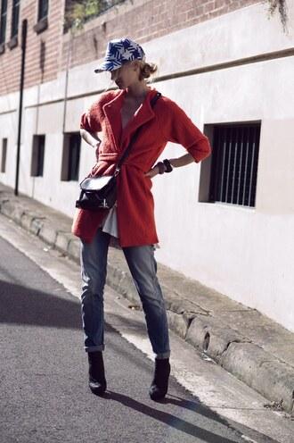 zanita coat jeans shoes shirt jewels hat bag
