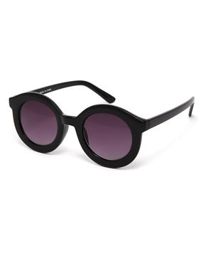 ASOS | ASOS Basic Round Sunglasses at ASOS