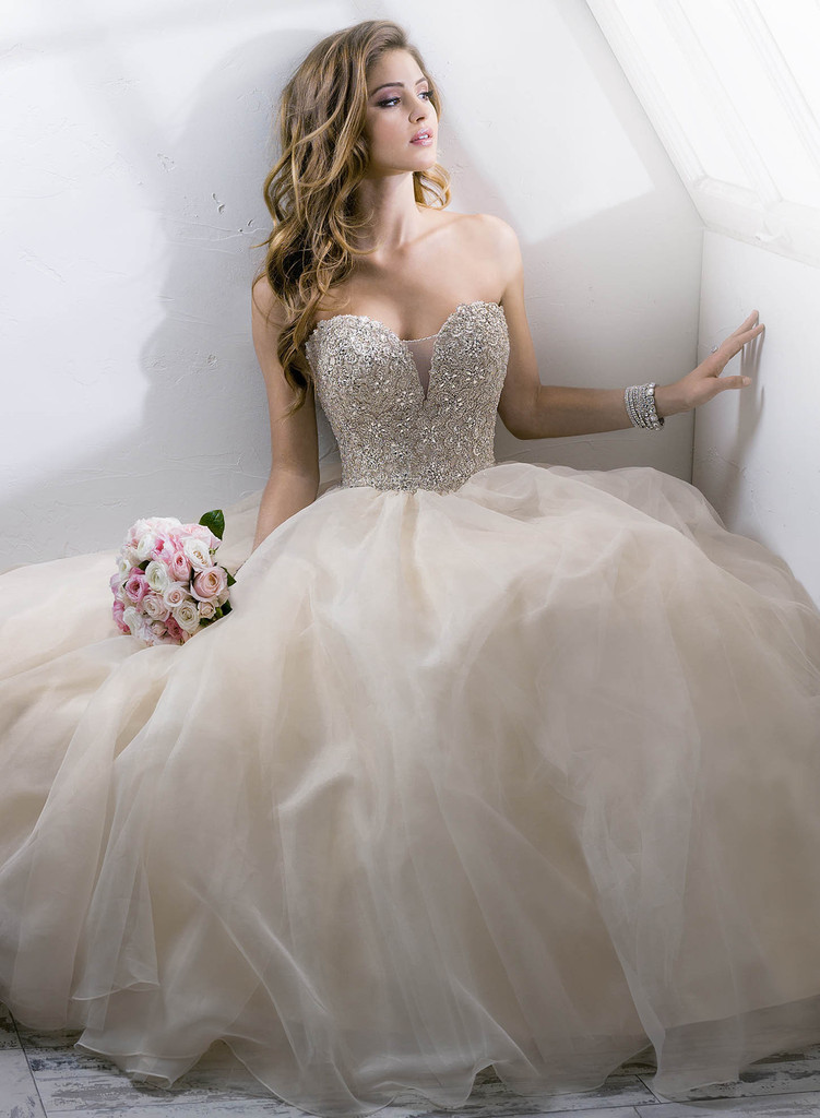 Sottero & Midgley: Angelette – Pomp & Pageantry Bridal & Formal