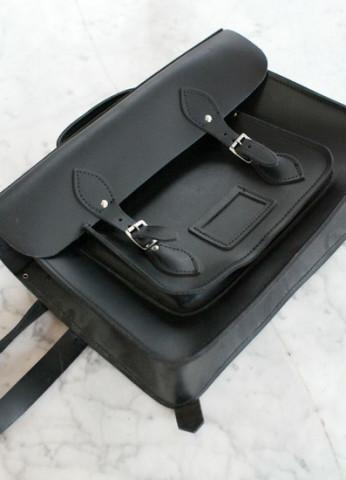 Cambridge Satchel Black Backpack — Bib   Tuck | Keep.com
