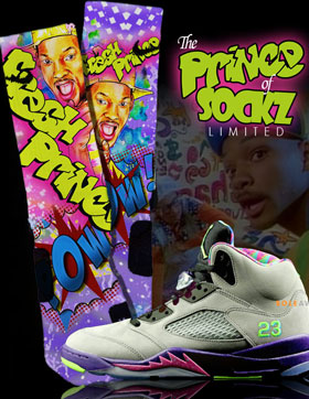 All Socks : Fresh Prince