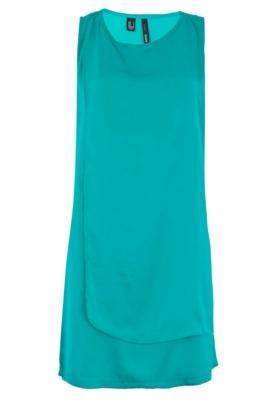 Vestido MNG Barcelona Tris8 Verde - Compre Agora | Dafiti