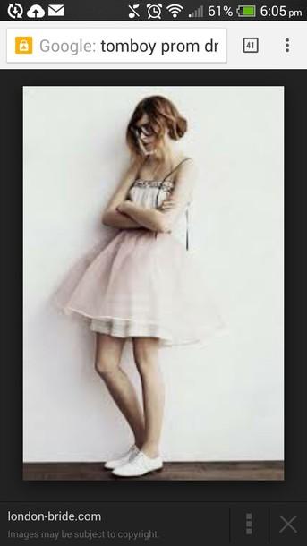 dress pink dress prom dress sleeveless dress strapless dress
