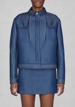 Scuba denim jacket  | Scuba denim jacket  | & Other Stories