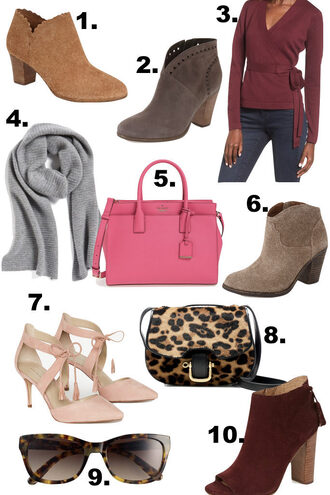 stylish petite blogger cardigan t-shirt jeans bag shoes jewels ankle boots handbag pink bag sandals animal print