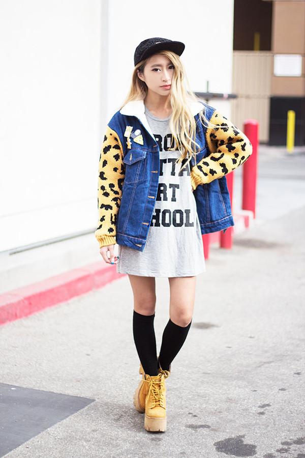 style2bones t-shirt sweater jacket hat shoes