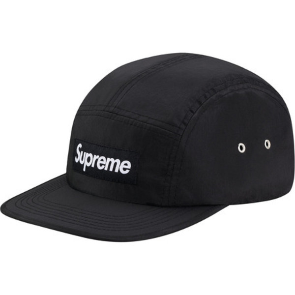 Hat Black Supreme Five Panel Blouse
