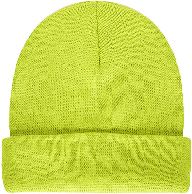 TOPSHOP Turn Up Bright Beanie - Polyvore