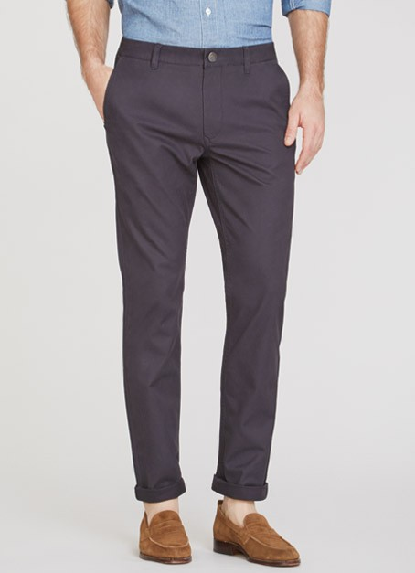 Chino Grigios | Bonobos Charcoal Washed Chinos - Bonobos Men's Clothes - Pants, Shirts and Suits