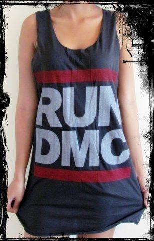 **Run DMC Vest** Free Size Tank Top Singlet T-Shirt **Sizes S-XL** | eBay