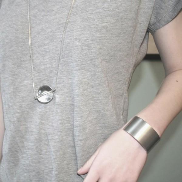 jewels silver necklace bracelets jewelry sleek minimalist spacey future minimalist jewelry