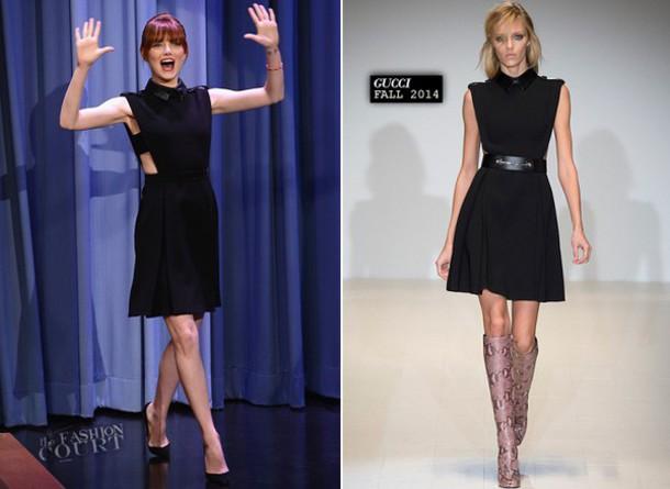 classy gucci black dress goth goth hipster cute black
