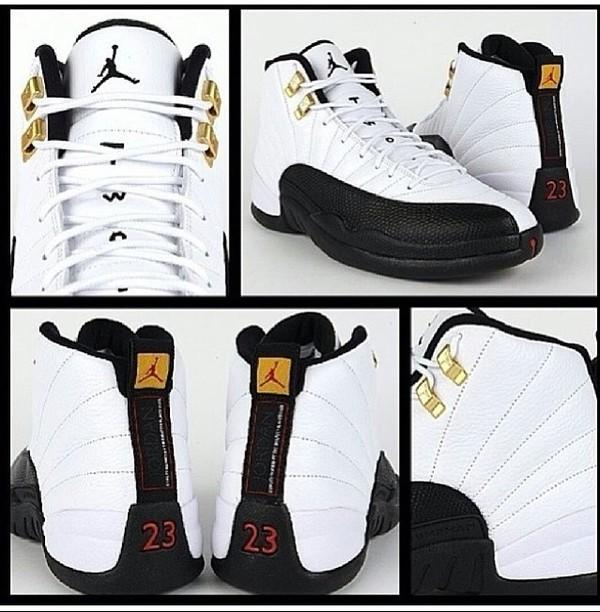 shoes jordans black and white 23