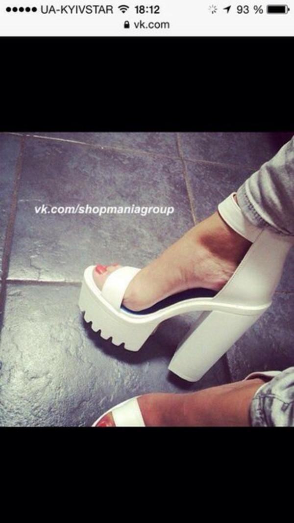 shoes like stella mccartney white sandals sandals