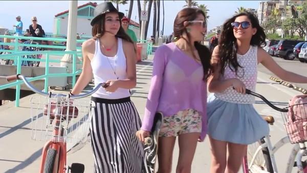 shirt crop tops cream blouse sweater pullover purple cream top skirt shorts belt swimwear