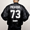 "Jay-z picasso baby ""bomber"" magna carta world tour limited edition 
