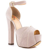 Lovee Dovee - Smoke Suede, Luichiny, 89.99, FREE 2nd Day Shipping!