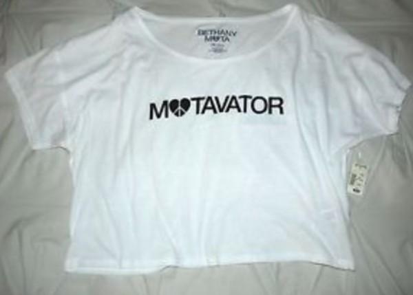 shirt motavator white shirt bethany mota