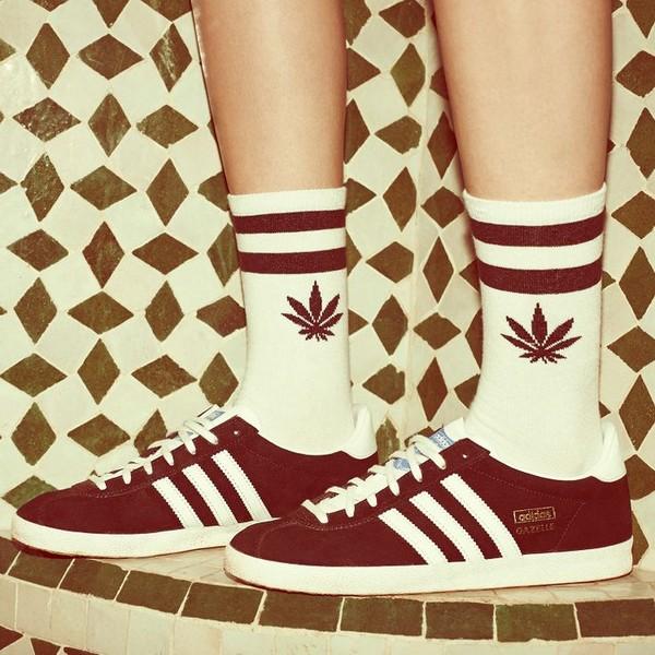 socks weed socks adidas socks