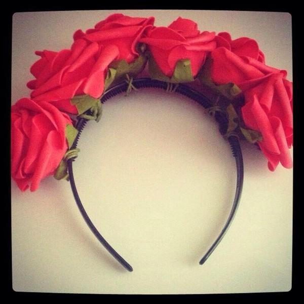 jewels flower crown lana del rey