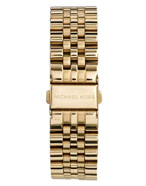 Michael Kors | Michael Kors Watch MK8281 Gold Chronograph at ASOS