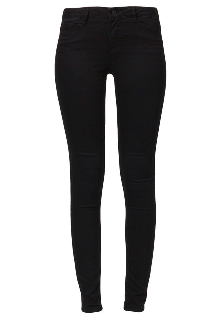 Vero Moda WONDER - Jeans Slim Fit - black - Zalando.de