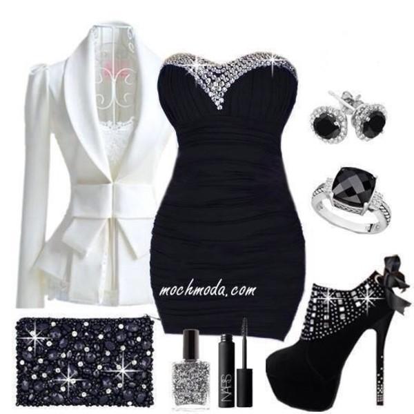 shoes little black dress little black boots high heels black high heels jewls black heels bows pink backless dress white blouse black bows dress coat