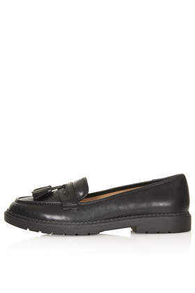MAX Heavy Sole Loafers - Topshop