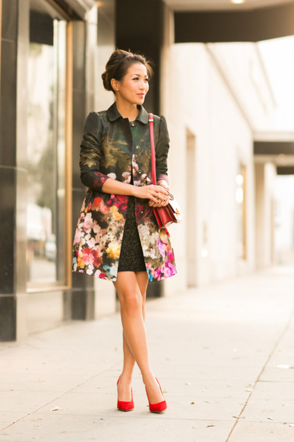 wendy's lookbook jacket dress shoes bag belt jewels