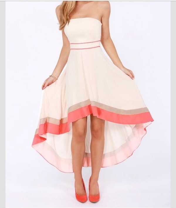 dress light pink
