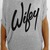 "Gray Sweater - Gray ""Wifey""  Tshirt 