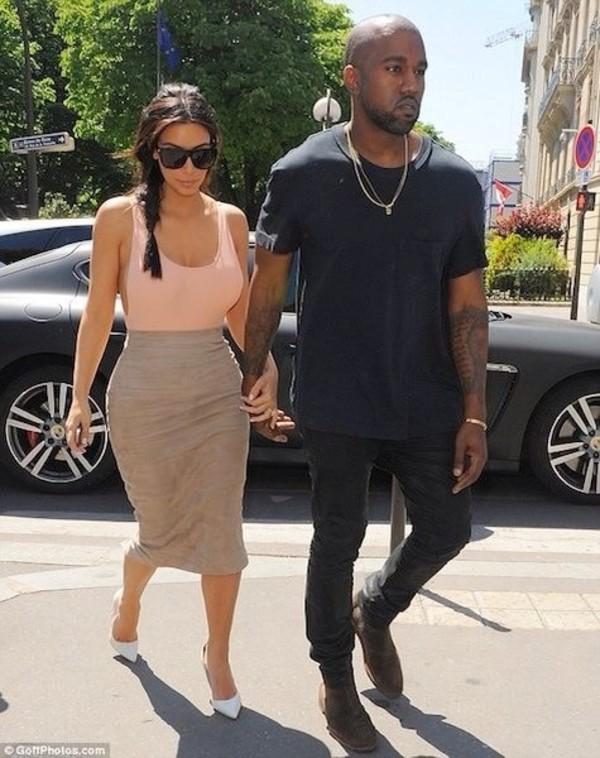 dress blouse kim kardashian