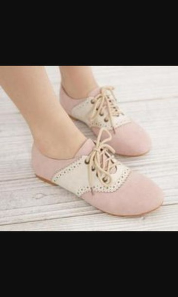 shoes amazing peri.marie lace up