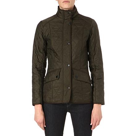 BARBOUR - Cavalry Polarquilt jacket | selfridges.com
