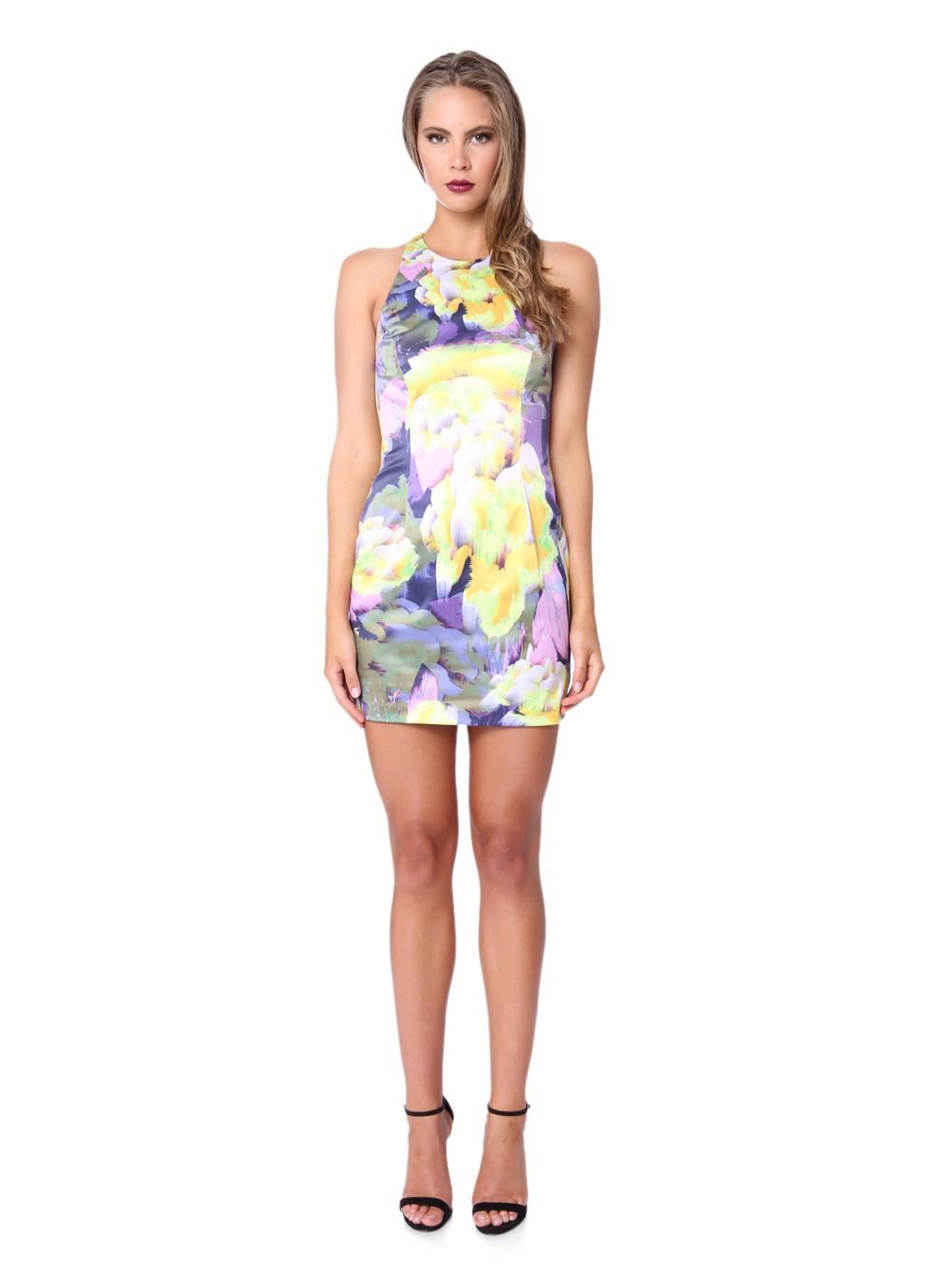 Positano Shift-Print   Bec & Bridge   Women's apparel   brandsExclusive