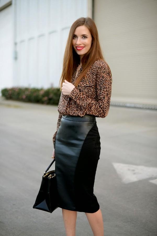m loves m t-shirt skirt shoes bag
