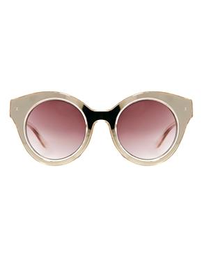 Minkpink | Minkpink Cha-Ching Cateye Sunglasses at ASOS