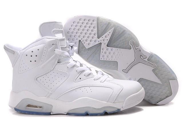 Air Jordan 6 (VI) Retro – All White [jordan570847] - $73.00 : Wholesale cheap jordans, Cheap air jordans,air jordans shoes