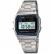Classic A158WA-1 Black Face/ Silver Band | Official Casio Store Online
