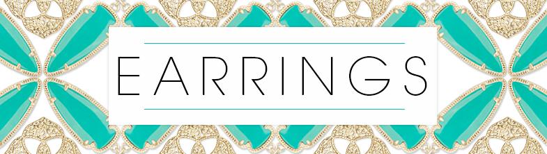 Earrings - Kendra Scott Designer Jewelry
