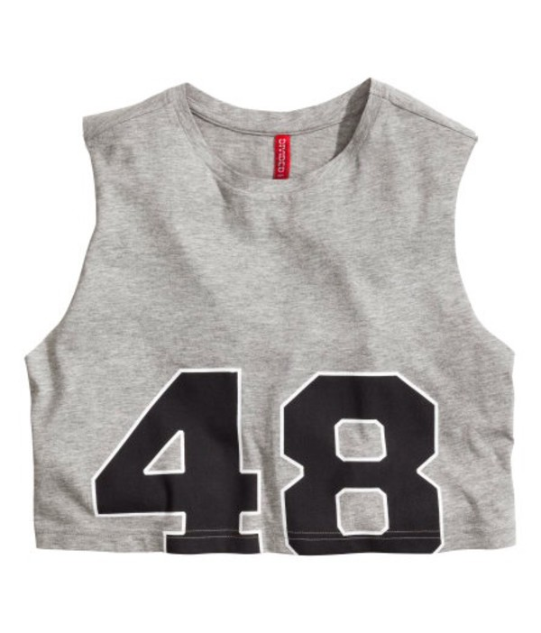 tank top top crop tops jersey fashion style cute summer