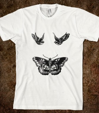 Harry's tattoos  - One Direction Apparel - Skreened T-shirts, Organic Shirts, Hoodies, Kids Tees, Baby One-Pieces and Tote Bags Custom T-Shirts, Organic Shirts, Hoodies, Novelty Gifts, Kids Apparel, Baby One-Pieces | Skreened - Ethical Custom Apparel