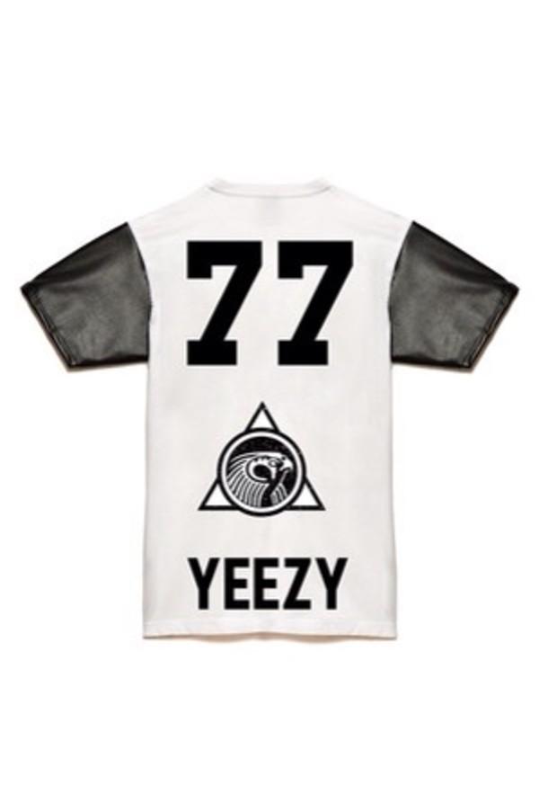 shirt kanye west yeezy