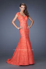 La Femme - 20117 - Prom Dress - Prom Gown - 20117