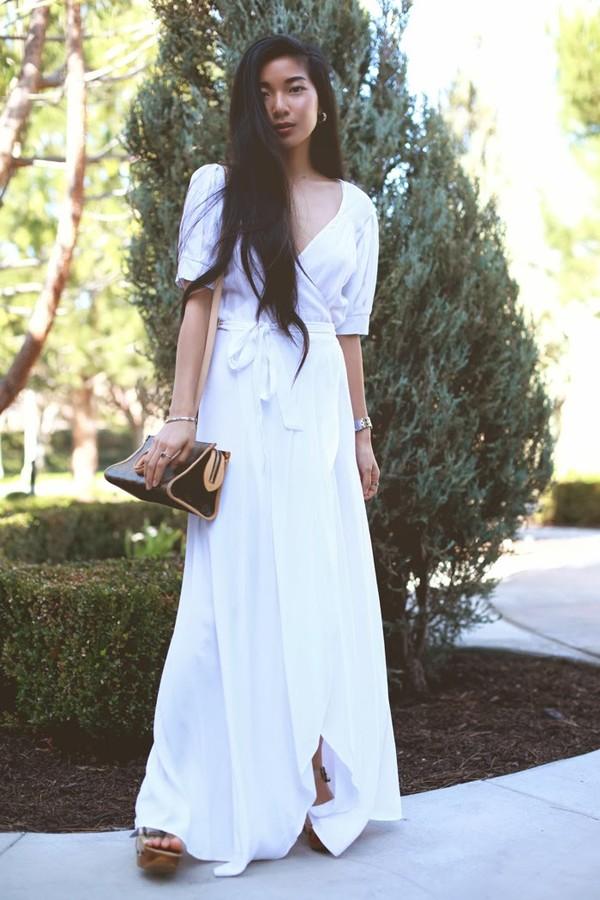 honey and silk dress bag shoes jewels